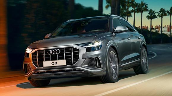 Audi в лизинг