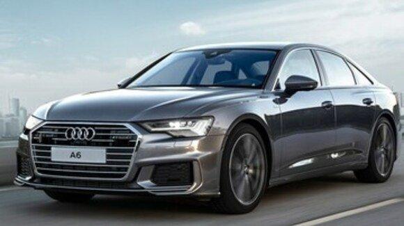 Специальные предложения на линейку A-моделей Audi